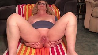 Mature Wife Spreads