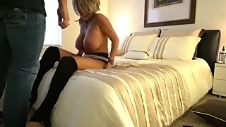 My best friend with big cock seduces and fucks my cheating wife