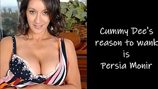 Persia Monir : Masturbation Song Parody by Cummy Dee