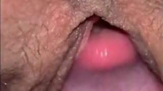 Eating Pussy Close Up