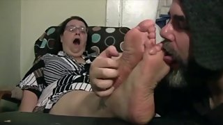 Mature Ms Hazard Feet Tickled And Nibbled