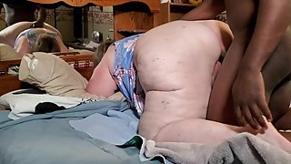 BBW getting the pounding she deserves.
