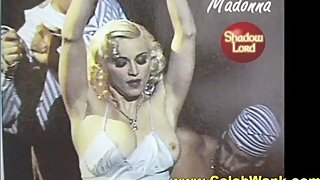 Massive Compilation Of Madonna Nude