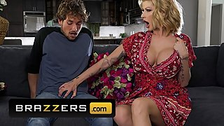 Brazzers - Ex girlfriends mom Joslyn James Consoling His Cock