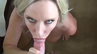 Cum In Sweet Mature [HD]