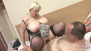 British BBW MILF Jo Juggs Gets Her Big Tits And Tight Cunt Pounded