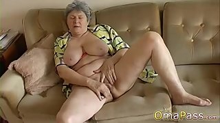 OmaPasS Homemade Videos with Wrinkly Ladies