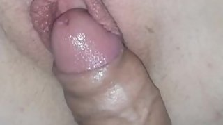 Creampied her pussy