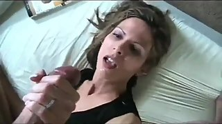 Mature stepmom likes hardcore anal sex with her stepson with big dick
