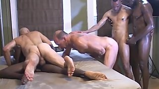 Randy Harden, Jake Mitchell, Dawg Dixon BB 5-way Part 3