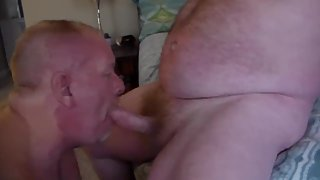 Hotcocksman - exclusive taking huge bear dick