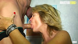 XXX Omas - German Mature Big Tits MILF Hot Cheating Fuck - AmateurEuro