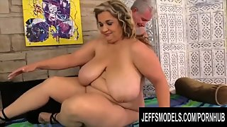 Jeffs Models - Sensually Massaging Sexy Plumpers Compilation Part 3