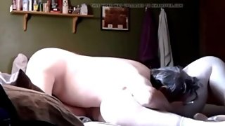 Ugly wife get screwed with a screw diver