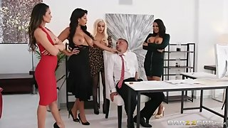 Brazzers - Fivesome Is Better
