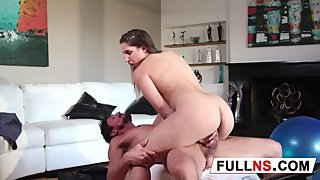 Abella Danger Wants Mature Cock