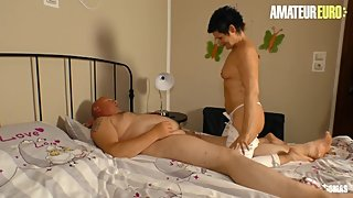 AmateurEuro - Petite German Mature Wife Cheats And Fucks Her Brother In Law