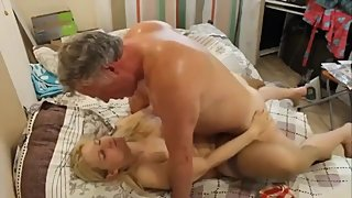 Shameless mature wife cheating on husband with her ex