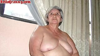 HelloGrannY Best Latin Amateur Pics Collection